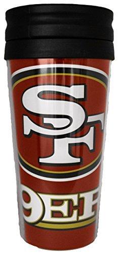 NFL San Francisco 49ers 14 oz Travel Mug