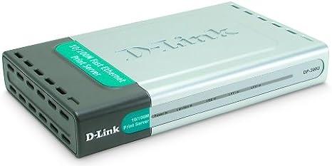 Amazon.com: D-Link dp-300u 10/100TX 1-USB Puerto 2-Parallel ...