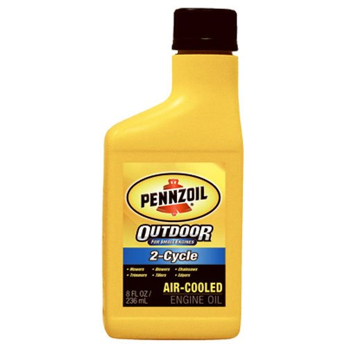 Pennzoil Quaker State 4053 2 Cycle Small Engine Oil, 8 oz