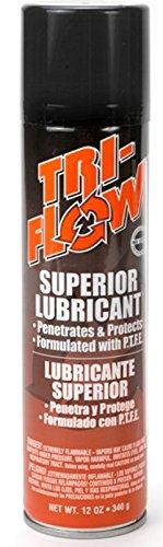 Tri-Flow Lube 12Oz Aerosol Spray by Tri-Flow