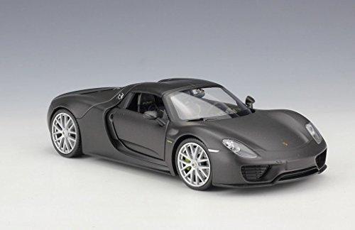 ウィリー 1/24 ポルシェ 918 スパイダー Welly 1/24 Porsche 918 Spyder レース スポーツカー ダイキャストカー Diecast Model ミニカー