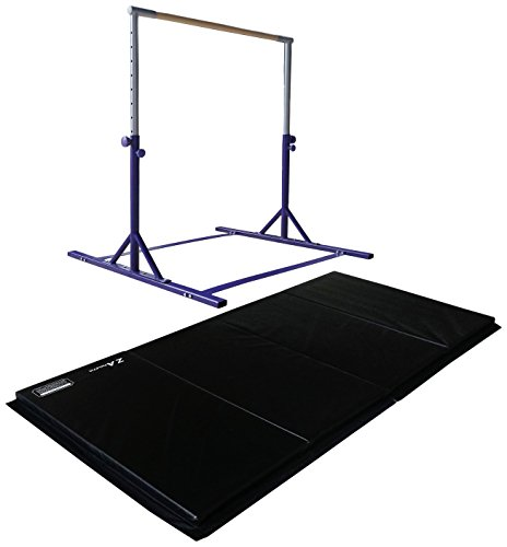 Z Athletic Expandable Kip Bar & Mat Packages