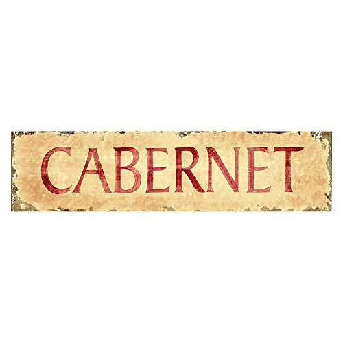 Cabernet small Wall Art - 30W x 7H in.