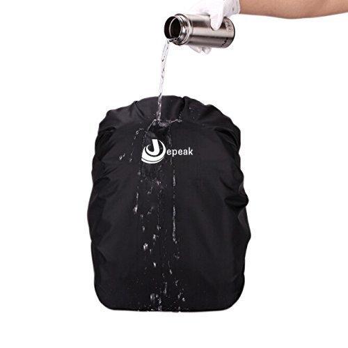 Jepeak 35L Nylon Waterproof Backpack Rain Cover Rucksack Water - Import It  All 82a439175f