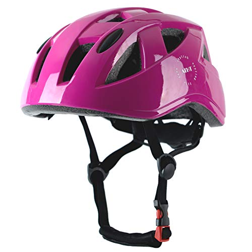 Atphfety Kids Helmets,Adjustbale Child Girls Boys Bike Helmets,Multi-Sport for Cycling Skating Scooter,2 Sizes