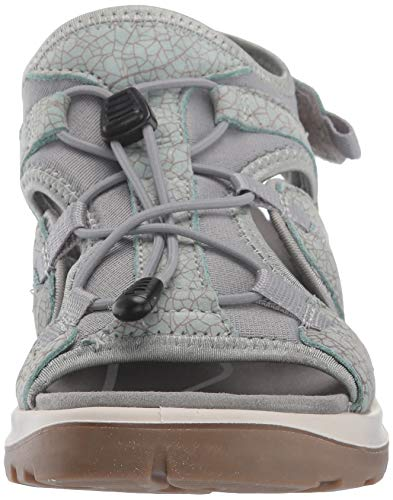 Flower cocoa 51340 Ecco Sandalias Punta Para Con Abierta Brown ice Offroad Mujer PzHwqP8x