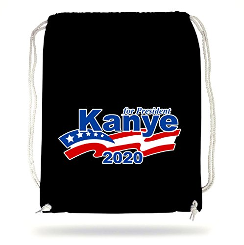 Kanye Freak Black Gymsack 2020 Certified PrqUzw4P