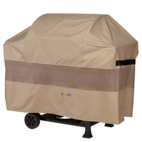 Duck Covers Elegant BBQ Grill Cover, 53-Inch ()