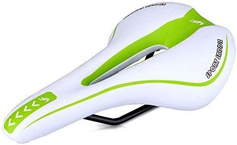 特大の自転車用シート、快適な自転車用自転車のサドル、ユニバーサル交換用シリコーンゲルA柔らかい自転車用自転車Mtbサドルクッションシートカバーパッド