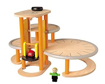 Plan Toys Garage : Plan toys 39604210 city parkhaus: amazon.de: spielzeug