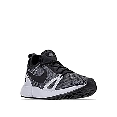 Nike Mens Duel Racer Fabric Low Top Lace Up Trail Running