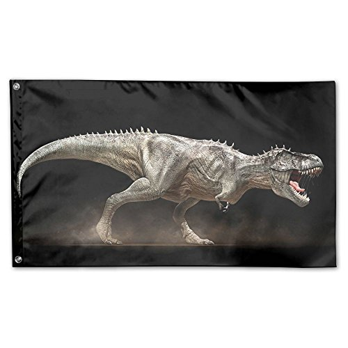 Dinosaur Tyrannosaurus Garden Yard Flags Decorative 59
