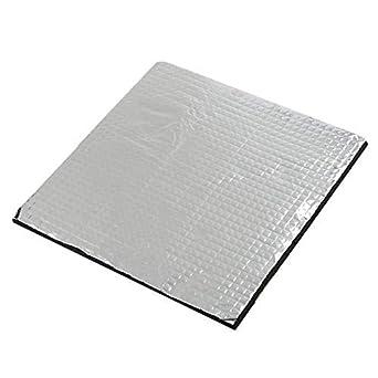AiCheaX – Parte de impresora 3D – Cama térmica aislante térmico, algodón aislante térmico, con cinta adhesiva – Tamaño: 10 mm: Amazon.es: Industria, empresas y ciencia