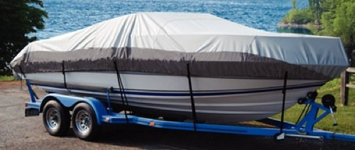 Taylor Made Products 476887, Boat Guard Eclipse Center Console Boat Cover, 17-19-Feet x (Center Console Offshore Boat Cover)