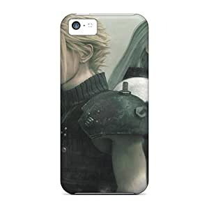 New Mycase88 Super Strong Cloud Sephiroth Cases Covers For Iphone 5c