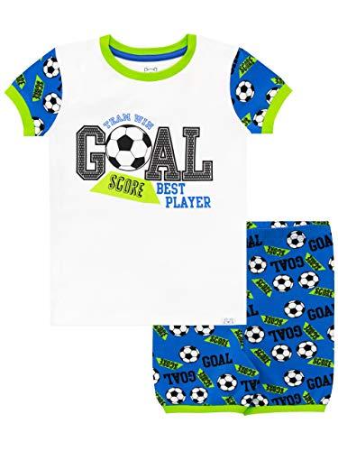 Harry Bear Boys' Soccer Short Pajamas Size 6