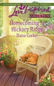 Download Homecoming at Hickory Ridge (Hickory Ridge Series #5) (Larger Print Love Inspired #453) ebook
