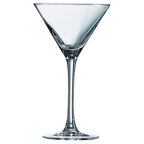 Cardinal D2024 Arcoroc Excalibur 7.5 oz Cocktail Glass - 12 / CS (Arcoroc Glass)