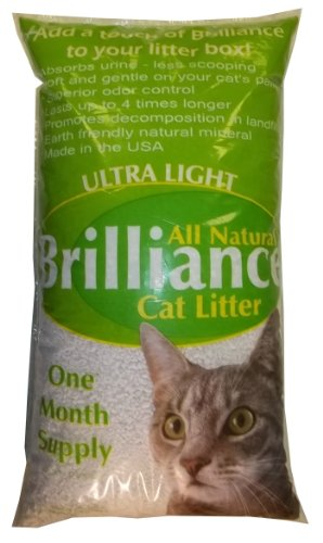 Brilliance Cat Litter – One Month Supply, My Pet Supplies