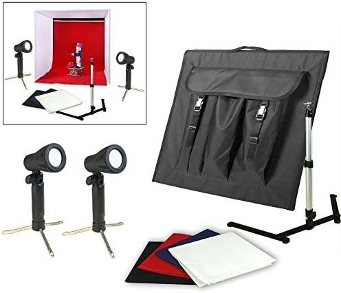 PHOTO LIGHT KIT Steve Kaeser Photographic Lighting LIGHT TENT PHOTO LIGHT PBL PHOTO LIGHT BOX NEW 16-Inch LIGHT TENT KIT CONTINUOUS LIGHTING KIT