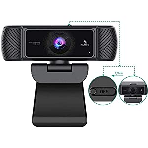 2021 AutoFocus 1080P Webcam with Microphone and Privacy Cover NexiGo Business Streaming USB Web Camera