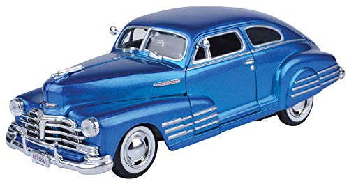 Motormax 124 1948 Chevy Aerosedan Fleetline Vehicle(Colors for sale  Delivered anywhere in USA