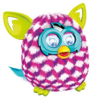 Furby Pink Cubes Boom Plush Toy - 41J7XnHwDTL - Furby Pink Cubes Boom Plush Toy