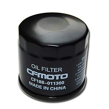 Chikia CFMOTO Oil Filter Assembly for CFMOTO 500cc UTV ATV CF500 CF188-011300(1-pack)