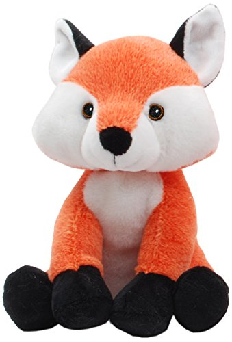Linzy Plush Wyatt Fox Plush Animal, 10