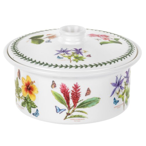 Portmeirion Exotic Botanic Garden Covered Casserole