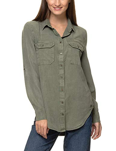 Garcia Shirt Garcia Jeans Green Jeans Women's RqSxIdwdP