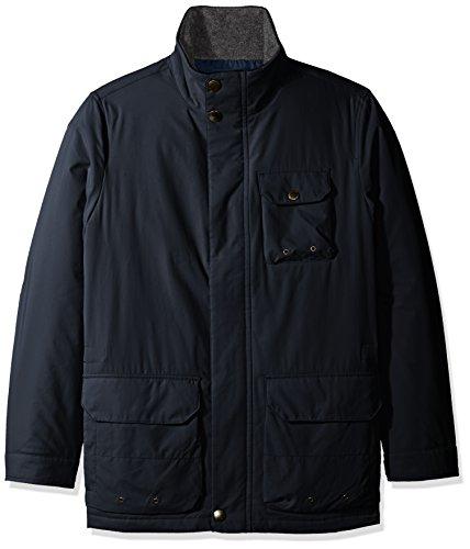 Large In Navy Nautica Cotone Uomo giacca 4nv Leggera Z1W40HBq