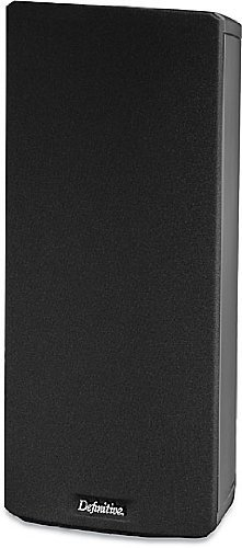 - Definitive Technology Mythos Gem XL Speaker - (Single) Black