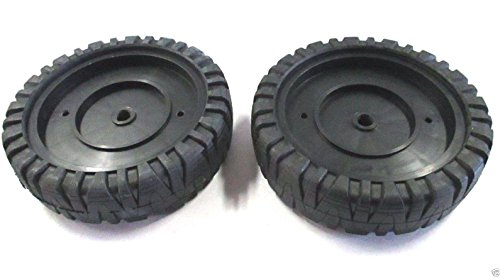 - MTD 734-2042A Pack of 2 Wheel Assemblies - 8
