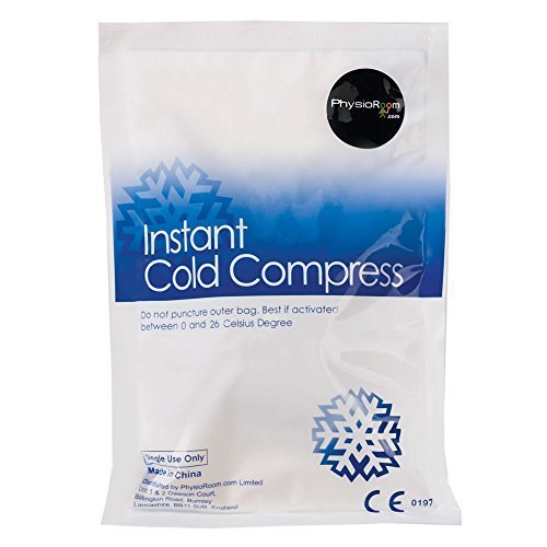 Instant Ice Packs - Value Pack. Ice Packs from 50p by Physio Room by Physio Room