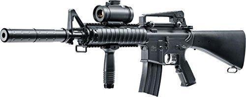 SET: M16 NAVY AEG ELEKTRISCH Gewehr + G8DS® Zielscheibe