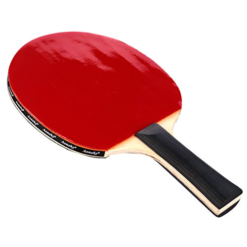 Aoneky Ping Pong Paddle 2 Player Table Tennis Racket