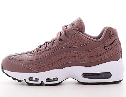 95 smokey Nike Mauve Mauve Max Basses 001 Multicolore Femme Sepia red Lea Wmns Sneakers smokey Air ff1xatR
