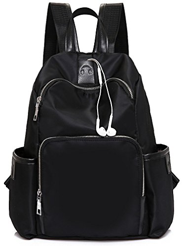 STYLISH AND CUTE WATER RESISTANT NYLON BACKPACK FOR ONLY $12.90!