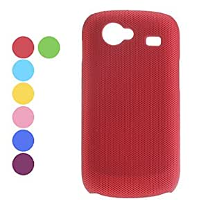 Mesh Protective Cover Case for Samsung Nexus S I9020 (Assorted Colors) --- COLOR:Purple