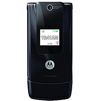 amazon com motorola w490 black for tmobile cell phones accessories rh amazon com