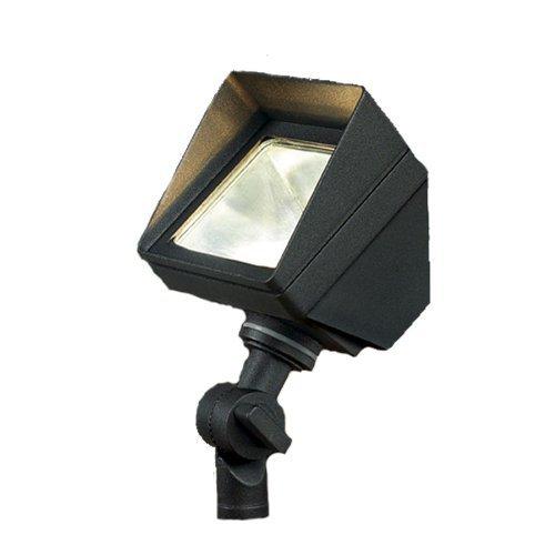 Cheap Portfolio Black Low Voltage 20-Watt (20W Equivalent) Halogen Landscape Flood Light