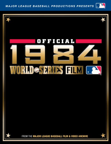 MLB Official 1984 World Series Film ()