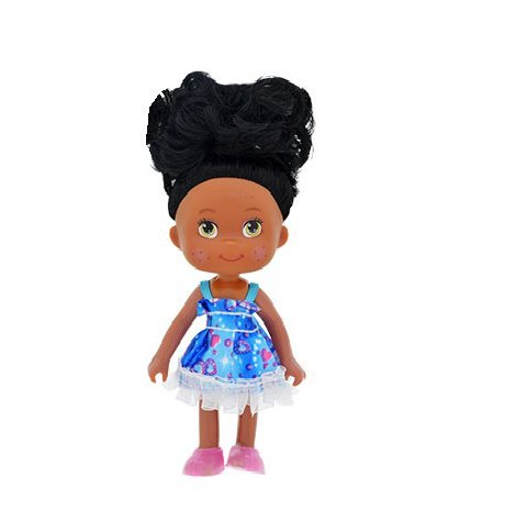 Black African American Baby Girl Dolls Movable 5