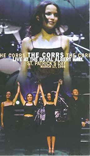 Corr Vinyl (The Corrs: 'Live at the Royal Albert Hall' - St. Patrick's Day March 17, 1998 [VHS])