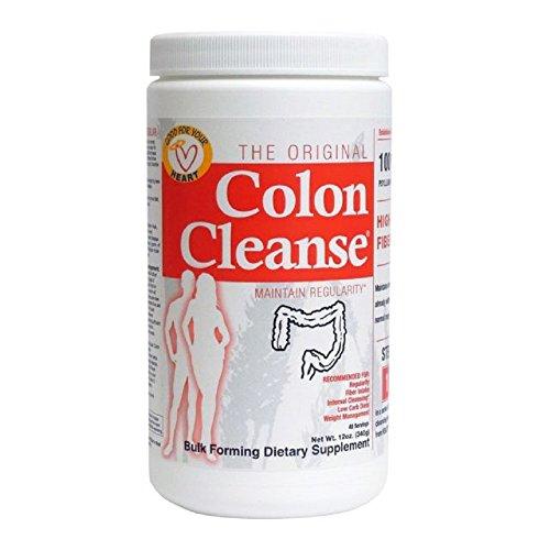 The Original Colon Cleanse, 12 Oz by Health Plus