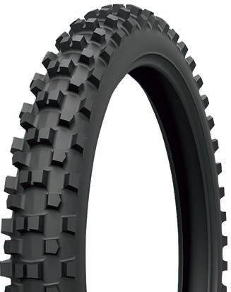 Kenda 115/1047 K775 Washougal II Youth MX Front Tire - 60/100-14 , Position: Front, Rim Size: 14, Tire Application: All-Terrain, Tire Size: 60/100-14, Tire Type: Offroad, Tire Ply: 2