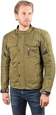 RIDER-TEC R-Spirit - Cazadora (algodón Impermeable, protección ...
