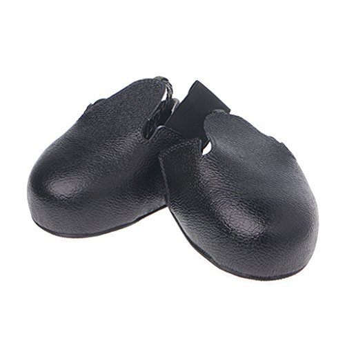 Forgun Workplace Safety Shoes Anti-smash Cover Portable Light Visitor Steel Toe - Covers Shoe Toe Steel