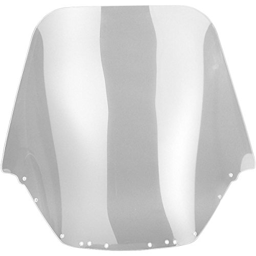 (Slipstreamer Replacement Windshield - 22 1/2in. - Clear S-140-M)